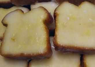 Bizcochos de limón