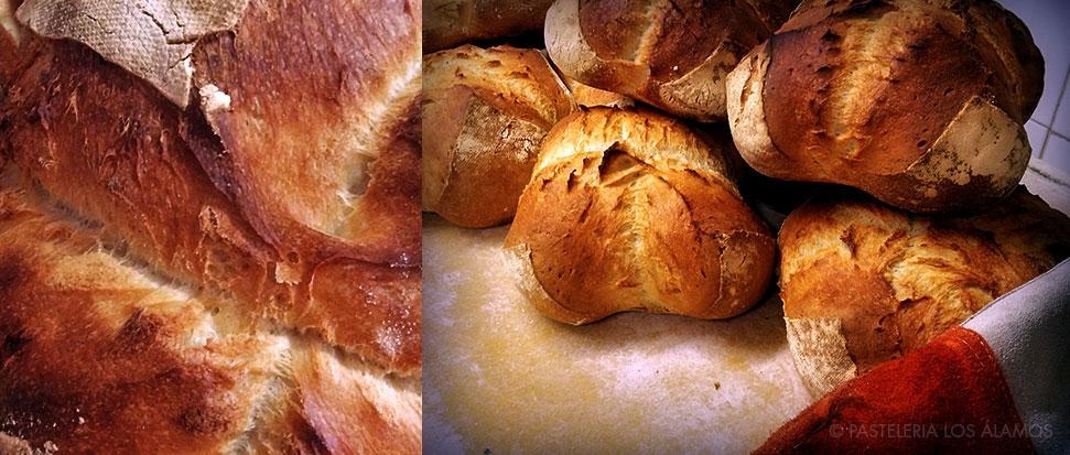 pan y empanadas