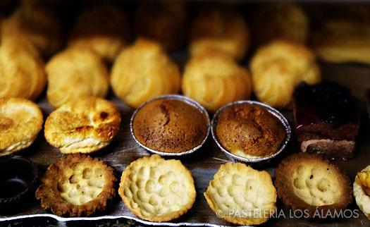 postres, pasteles y tartas